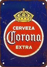 1940Corona Extra Cerveza Vintage Look