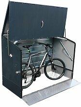 196 cm x 89 cm Fahrradgarage aus Stahl Mccullough