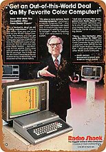 1982 Isaac Asimov for Radio Shack Trs80 Vintage