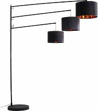 199 cm Bogenlampe Lemming KARE Design