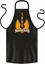 1995 JAHRGANG - Coole Grill- oder Kochschürze als