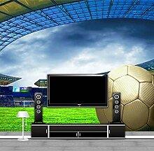 199Tdfc Tapeten Benutzerdefinierte 3D Fußball