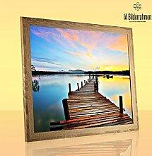 1a Bilderrahmen Monzetta 61x91 Sonoma Eiche Dekor