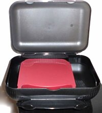 1a TUPPER A136 Brotdose LUNCH-BOX Schulbrotdose