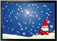 1art1 101453 Weihnachten - Wichtel in Verschneiter