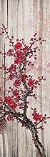 1art1 104965 Frühling - Rote Quittenblüten,