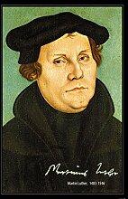 1art1 106436 Martin Luther - Portrait, 1529