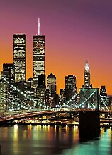 1art1 108521 New York - New York City 4-teilig