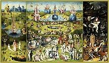 1art1 51443 Hieronymus Bosch - Der Garten Der