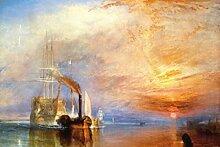 1art1 51959 Joseph William Turner - Die Kämpfende