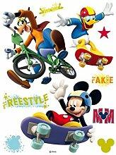 1art1 59327 Walt Disney - Mickey Donald Und Goofy,