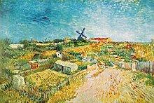 1art1 64002 Vincent Van Gogh - Gemüsegärten Am