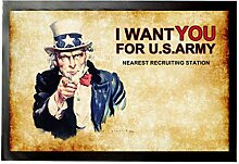 1art1 92053 Uncle Sam - I Want You for U.S. Army