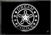 1art1 93786 Abzeichen - Dream Police Sheriff-Stern
