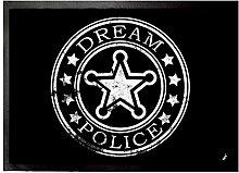 1art1 93787 Abzeichen - Dream Police Sheriff-Stern