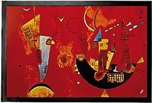 1art1 94198 Wassily Kandinsky - mit und Gegen,