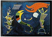 1art1 94240 Wassily Kandinsky - mit Dem Pfeil,