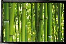 1art1 94517 Bambus - Bambuswald Fußmatte