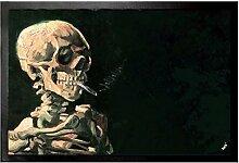 1art1 96600 Vincent Van Gogh - Schädel mit
