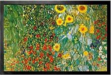 1art1 96622 Gustav Klimt - Bauerngarten mit