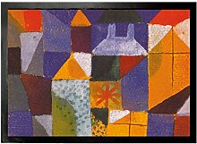 1art1 96923 Paul Klee - Städtische Komposition