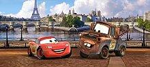1art1 Cars - Lightning McQueen Und Hook In Paris