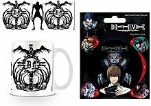 1art1 Death Note, Shinigami, Totenkopf Weg