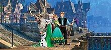 1art1 Die Eiskönigin - 2 ELSA, Anna, Kristoff,