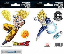1art1 Dragon Ball - Son Goku Fighting, 2 Blätter