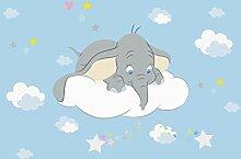 1art1 Dumbo - Disney Premium Vlies Tapete