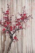1art1 Frühling - Rote Quittenblüten