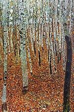 1art1 Gustav Klimt - Birkenwald, 1903