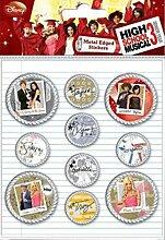 1art1 High School Musical - 3, Stickers Mit