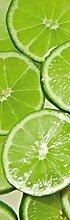1art1 Kochkunst - Limonen, Limetten Selbstklebende