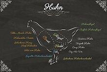 1art1 Kochkunst - Teilstücke Vom Huhn