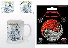 1art1 Metallica, and Justice for All Foto-Tasse
