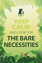 1art1 Motivation - Keep Calm and Look for The Bare