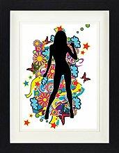1art1 Schöne Frauen - Pop Art Mädchen II