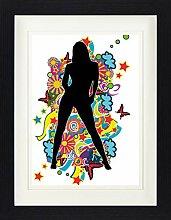 1art1 Schöne Frauen - Pop Art Mädchen III
