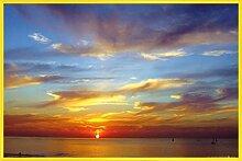 1art1 Sonnenuntergänge Poster und