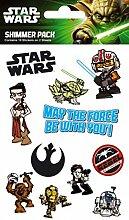 1art1 Star Wars, Rebels, 19 Shimmer Stickers