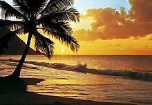 1art1 Strände, Sonnenuntergang Am Pazifik