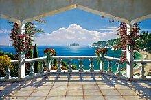 1art1 Strandhäuser - Villa De Vista 8-Teilig