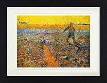 1art1 Vincent Van Gogh - Der Sämann Bei