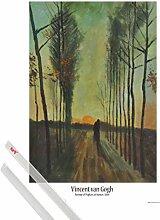 1art1 Vincent Van Gogh Poster (91x61 cm)