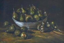 1art1 Vincent Van Gogh - Stillleben Mit Birnen In