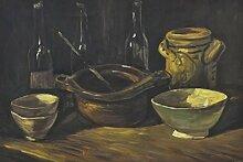 1art1 Vincent Van Gogh - Stillleben Mit DREI
