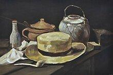 1art1 Vincent Van Gogh - Stillleben Mit Gelbem