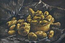 1art1 Vincent Van Gogh - Stillleben Mit Kartoffeln