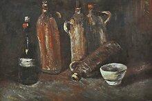 1art1 Vincent Van Gogh - Stillleben Mit Vier